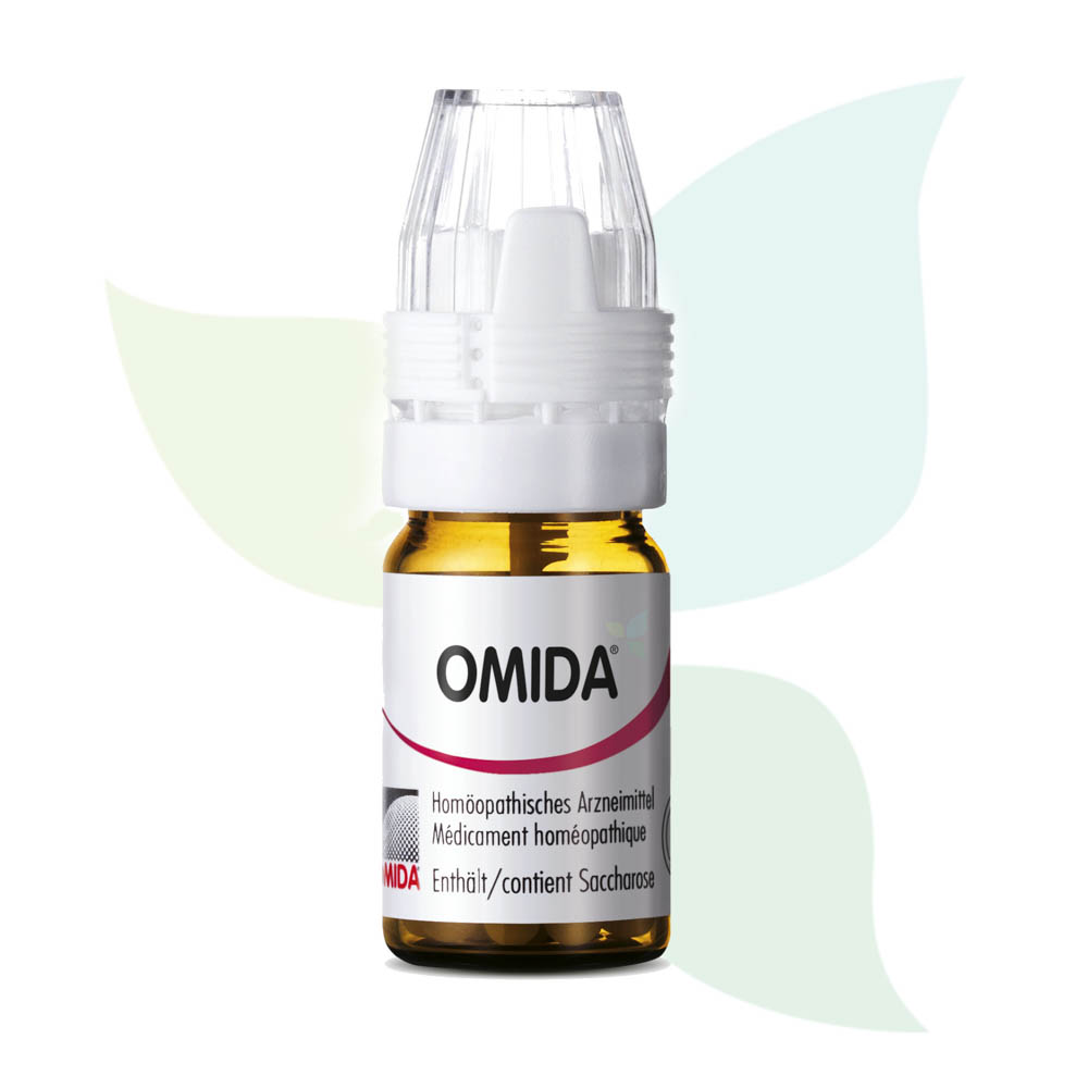 OMIDA Natrium chloratum Globuli C30 2g