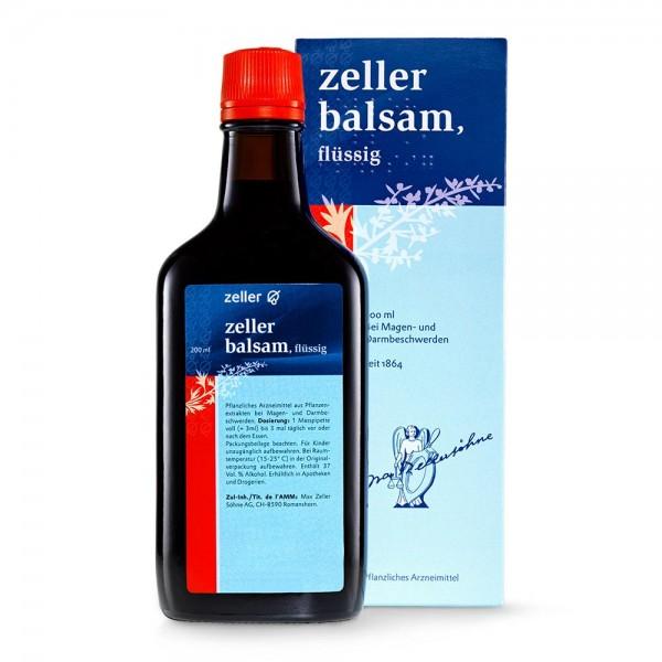 ZELLER Balsam flüssig 200ml