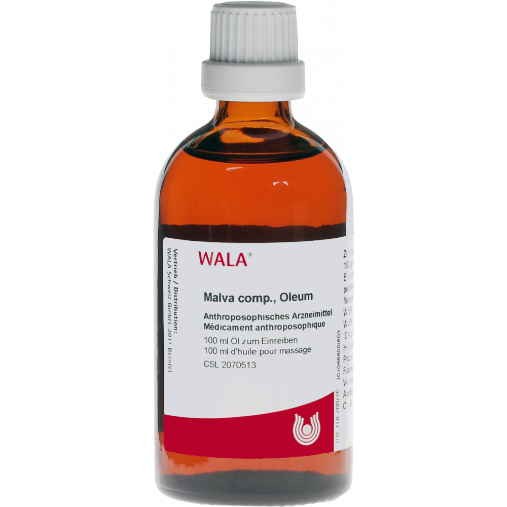 WALA Malva comp Öl Fl 100 ml