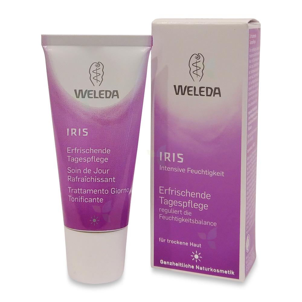 WELEDA Iris Tagespflege erfrischend 30ml