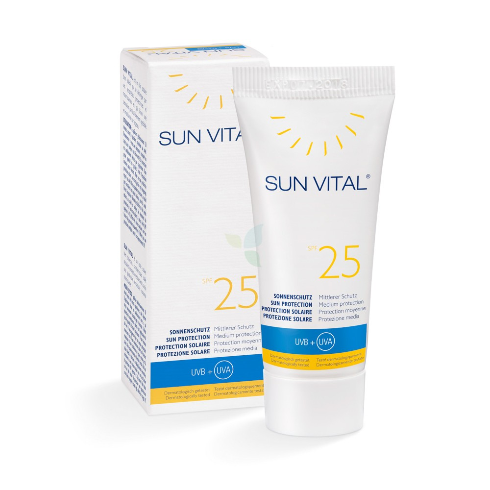SUN VITAL Sun Protection 20ml