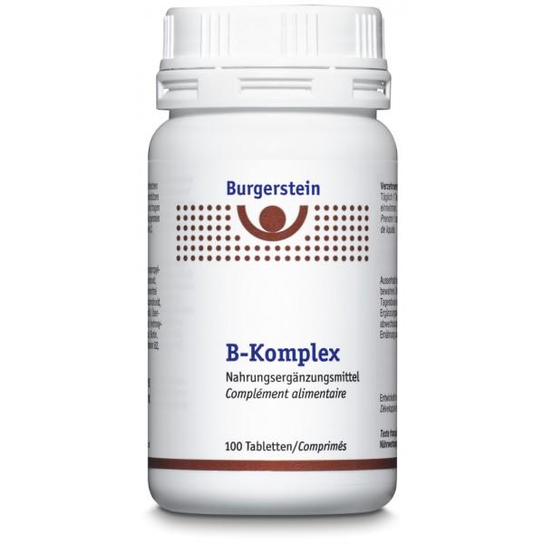 BURGERSTEIN B-Komplex Tabletten 100 Stück