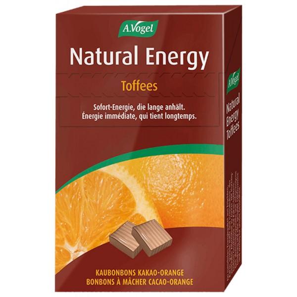 VOGEL Natural Energy Toffees Orange 115g
