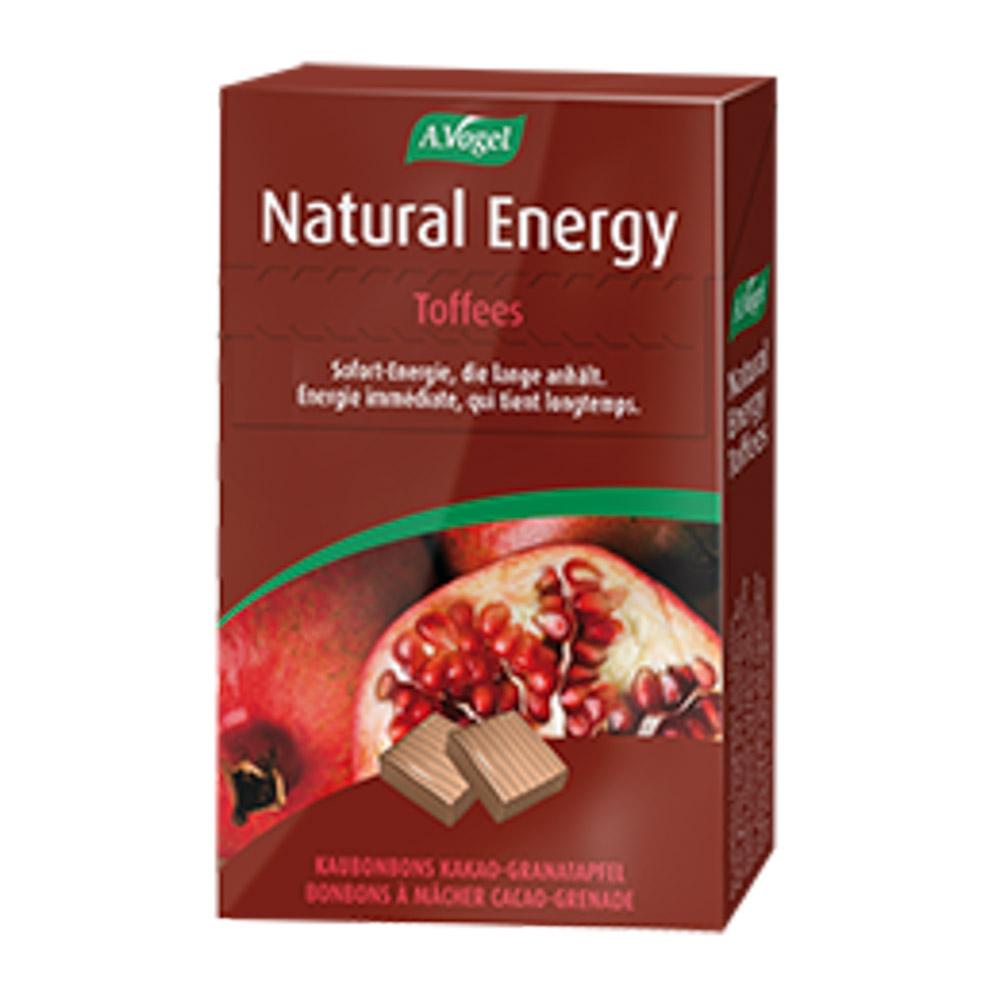 VOGEL Natural Energy Toffees Granatapfel 115g