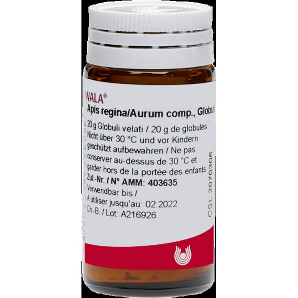 WALA Apis regina/Aurum comp Glob 20 g