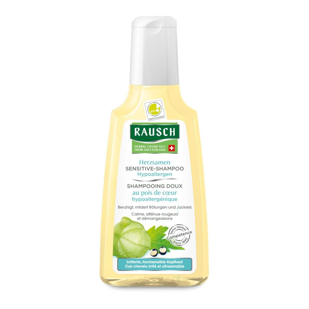 RAUSCH Herzsamen Sensitive Shampoo Hypoallergen 200ml