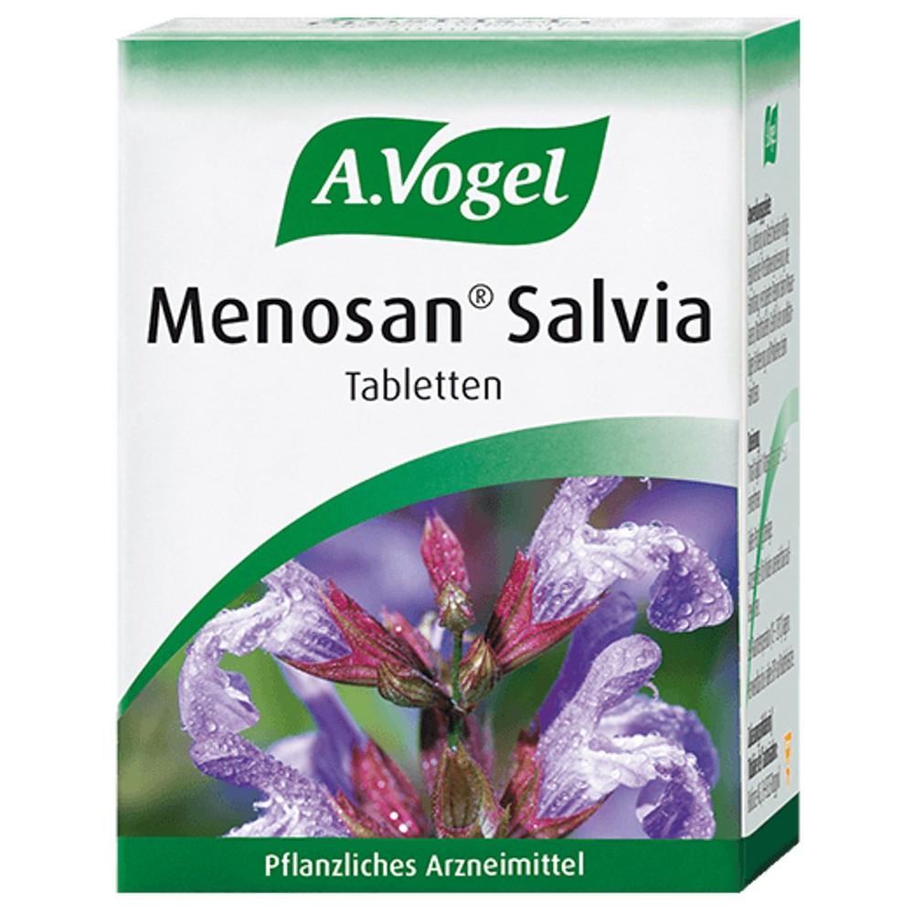 VOGEL Menosan Salvia Tabletten 30 Stück