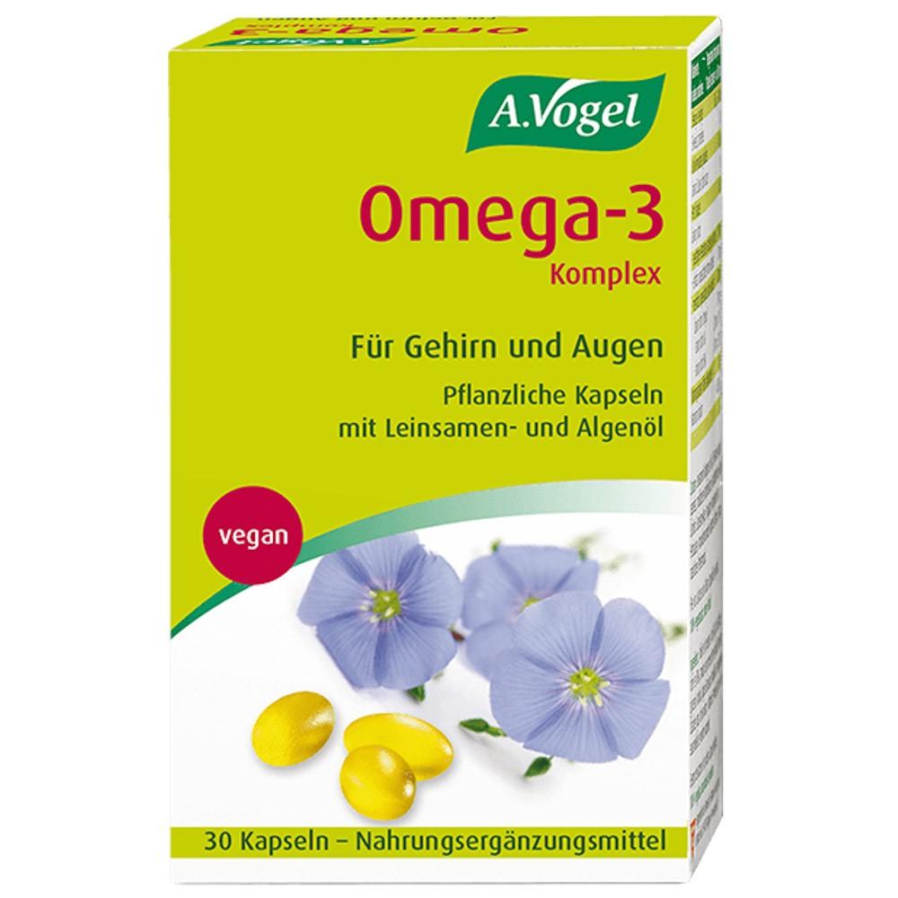 VOGEL Omega-3 Komplex Kapseln 30 Stück