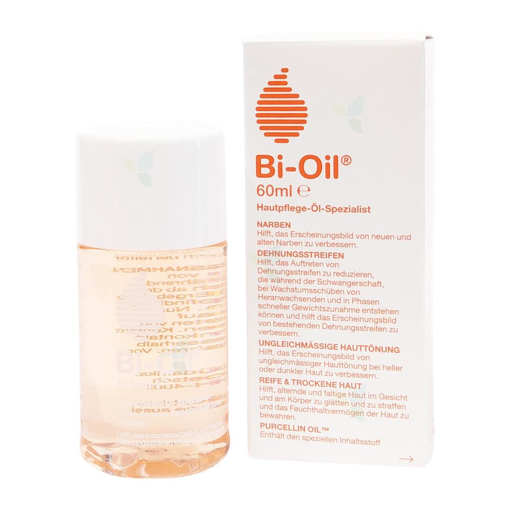 BI-OIL Hautpflege Narben & Dehnungsstreifen 60ml