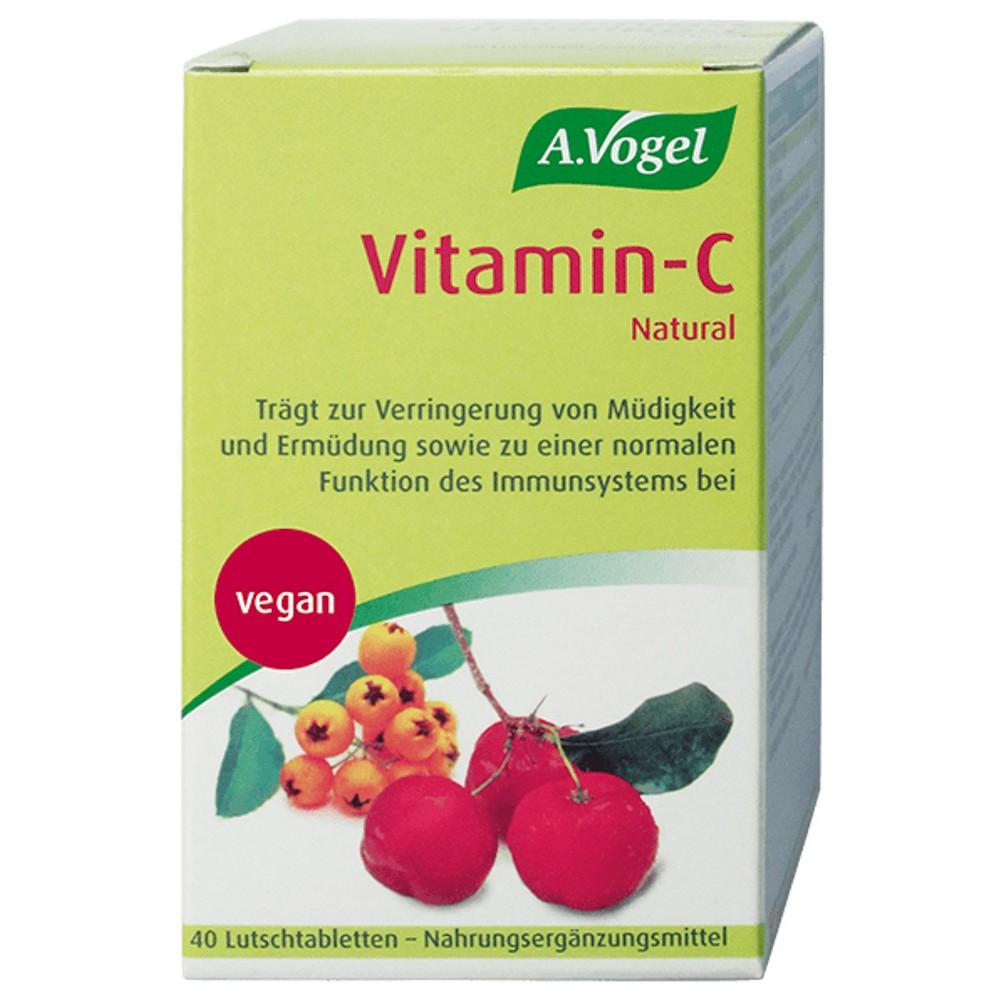 VOGEL Vitamin C Tabletten 40 Stück
