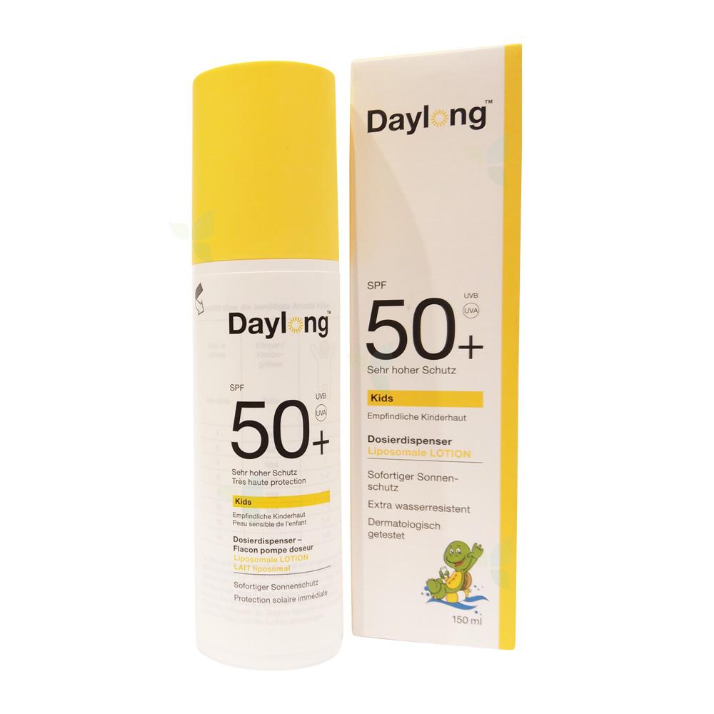 DAYLONG Kids SPF 50+ Dispenser 150ml