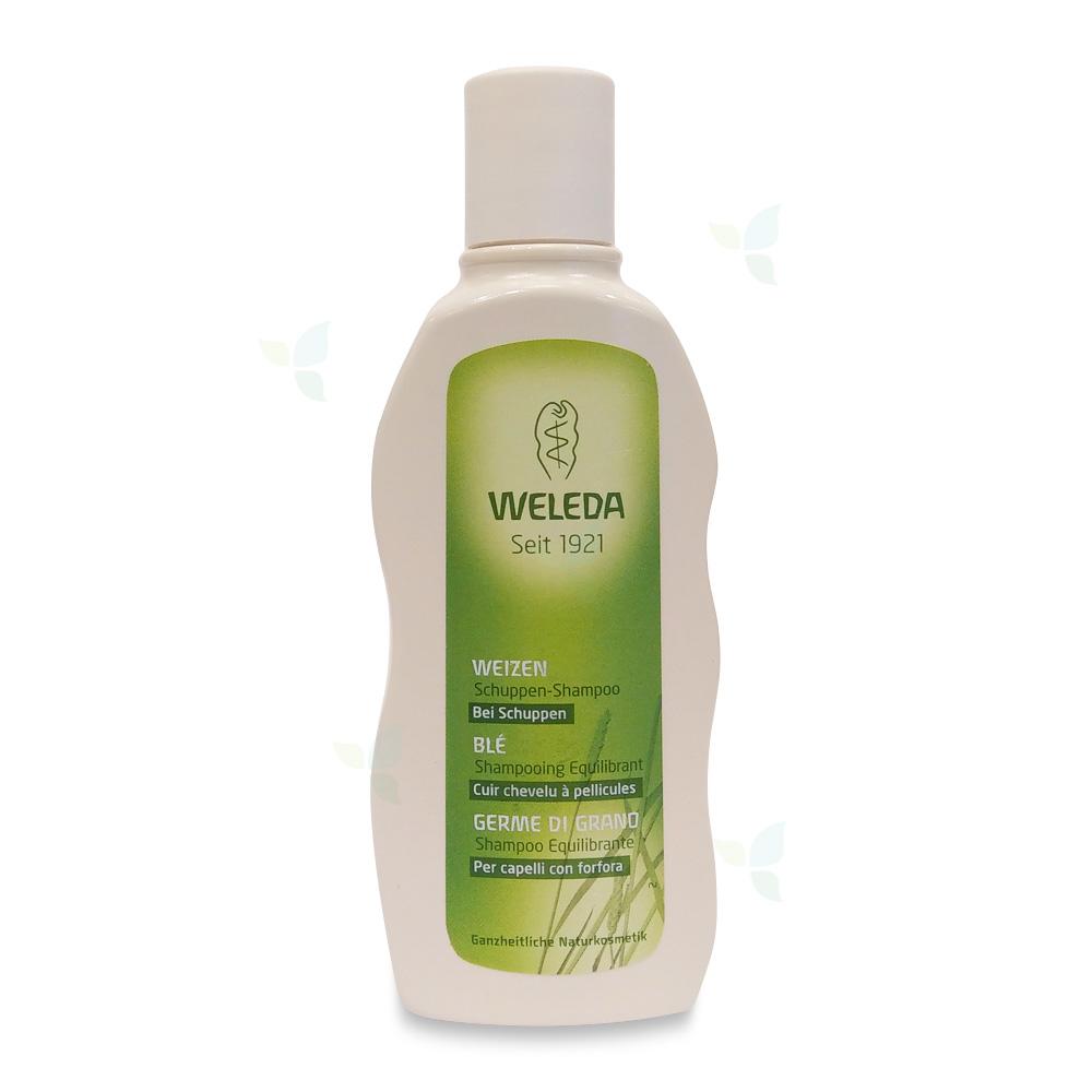 WELEDA Weizen Schuppen-Shampoo 190ml
