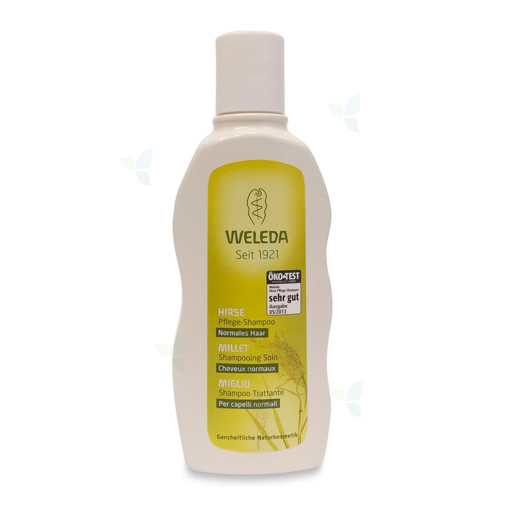 WELEDA Hirse Pflege-Shampoo 190ml