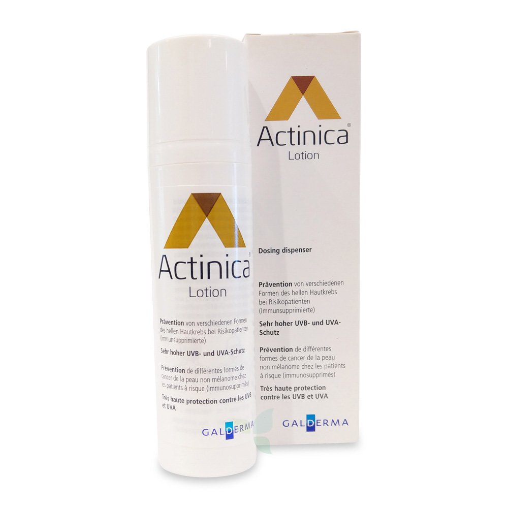 ACTINICA Lotion Sonnencreme Dispenser 80ml