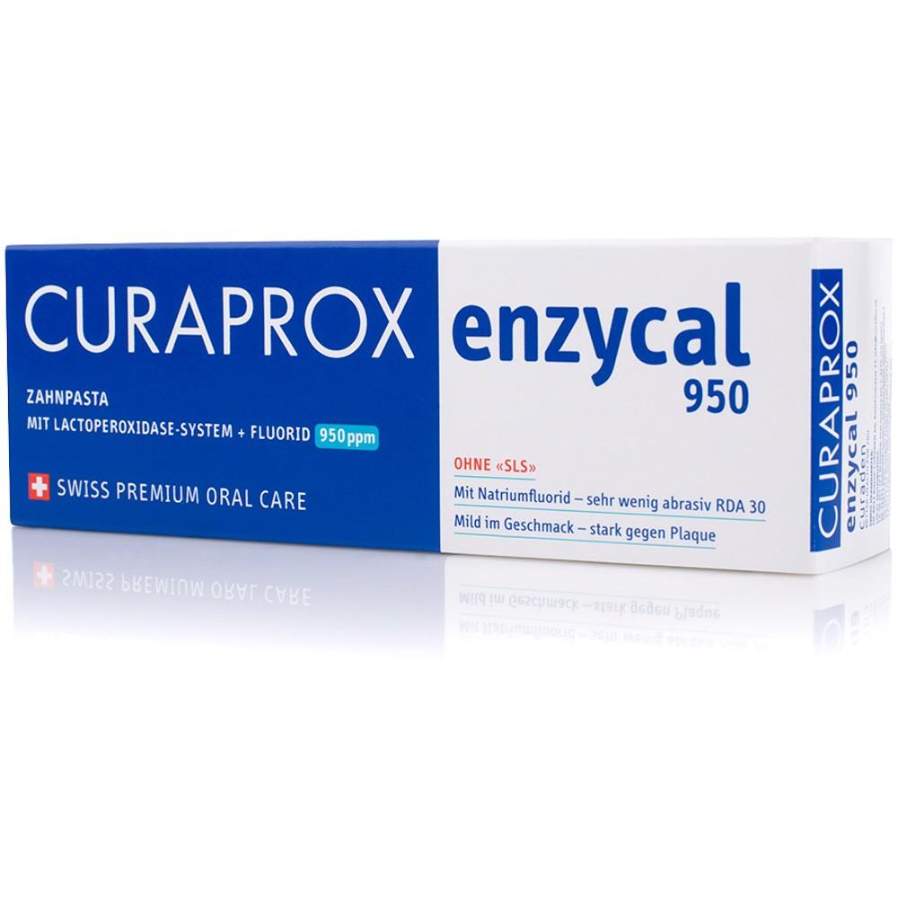 CURAPROX Enzycal 950 Zahnpasta 75ml