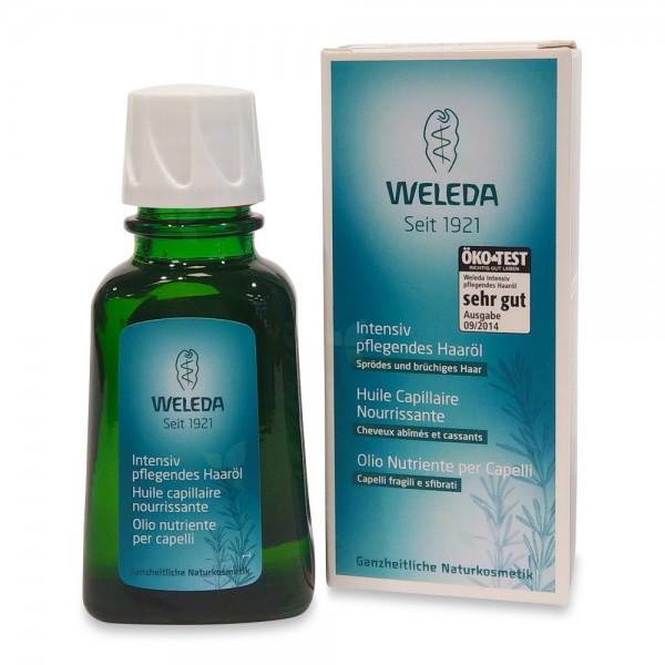 WELEDA Intensiv pflegendes Haaröl 50ml