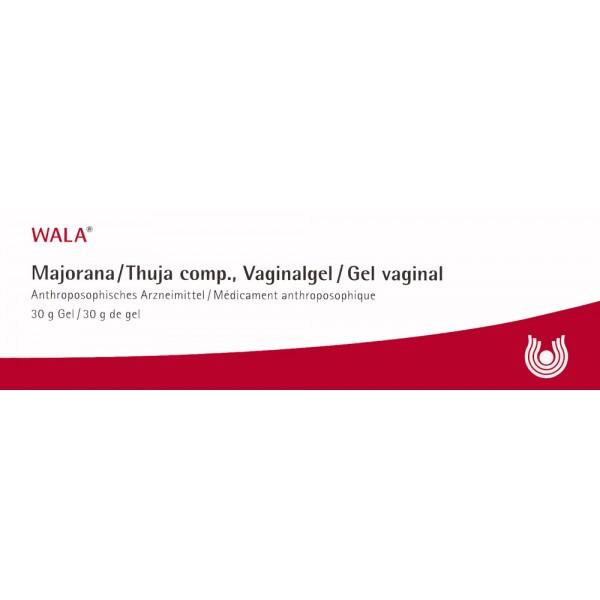 WALA Majorana/Thuja comp Vag Gel 30 g