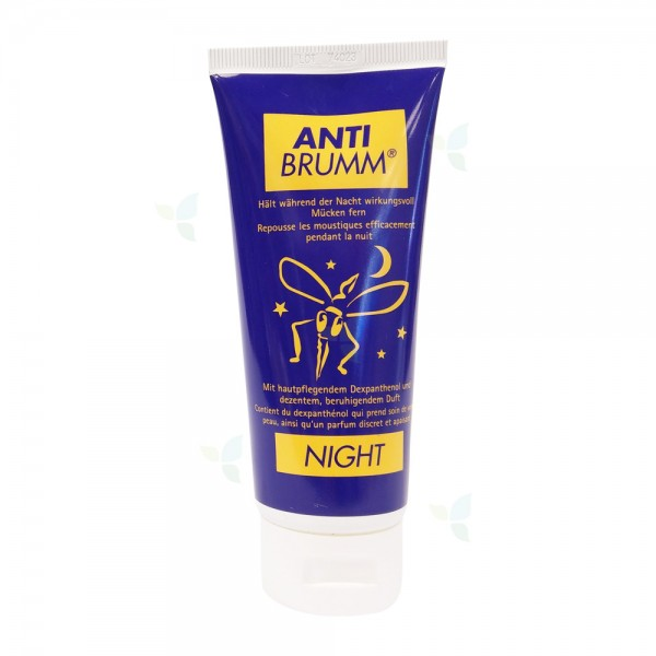 ANTI BRUMM Night Lotion Tube 100ml