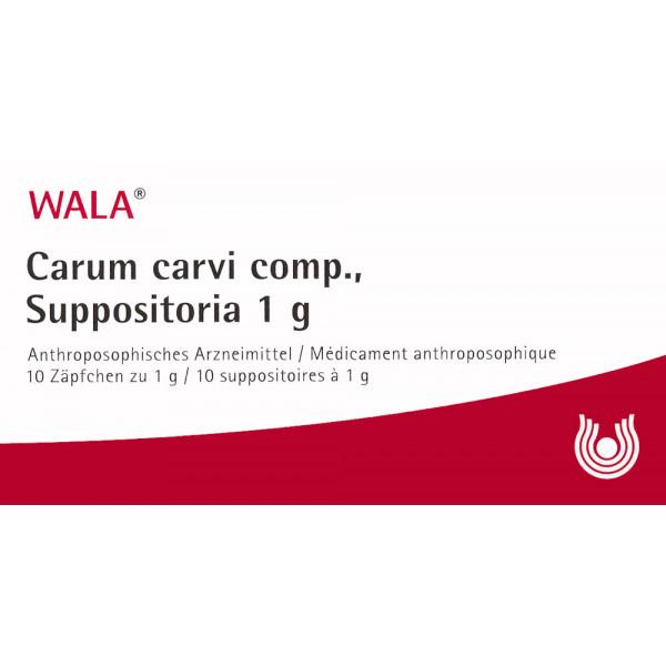 WALA Carum carvi comp Supp 10 x 1 g