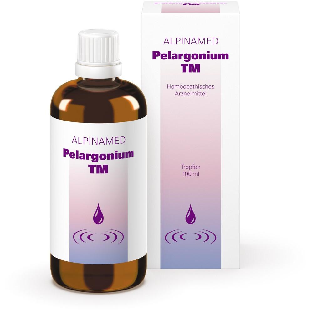 ALPINAMED Pelargonium TM Tropfen 100ml