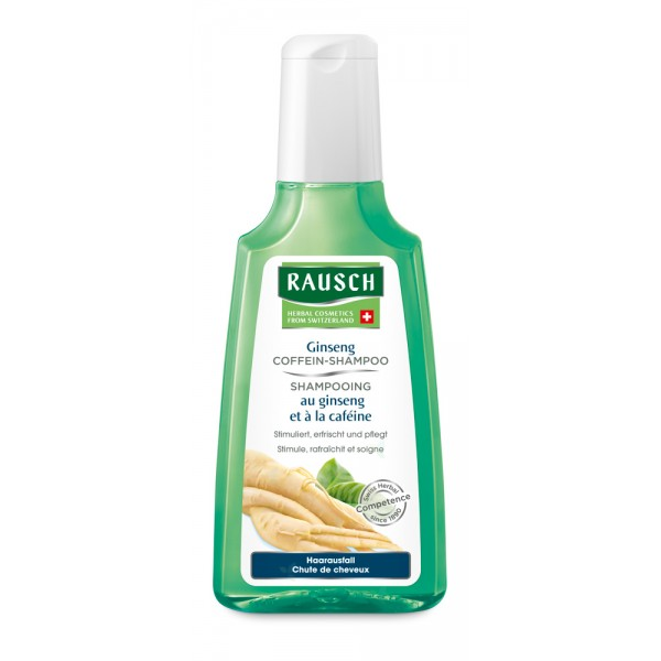 RAUSCH Ginseng Coffein-Shampoo 200ml