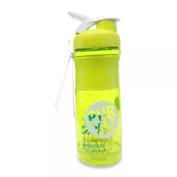 PURYA! Shaker Flasche grün