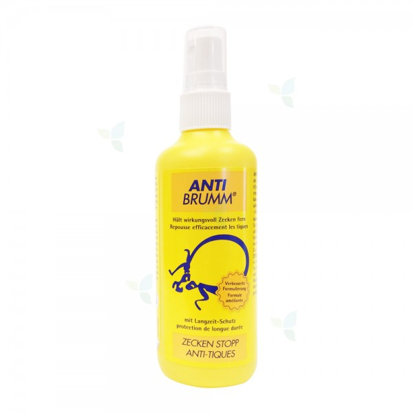 ANTI BRUMM Zeckenstopp Spray 150ml