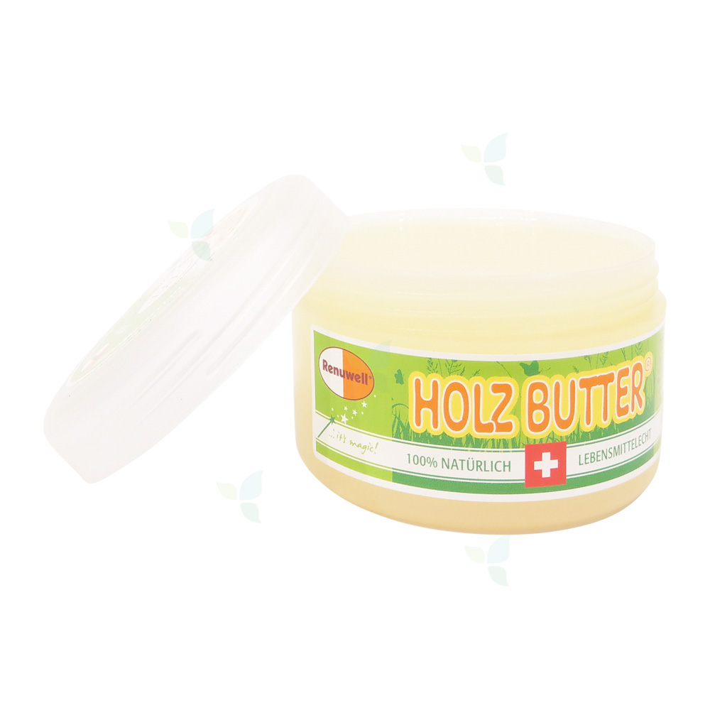 RENUWELL Holz-Butter 100% natürlich Dose 250ml
