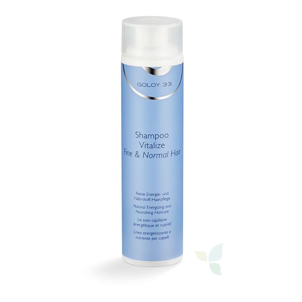 GOLOY 33 Shampoo Vitalize Fine & Normal Hair 200ml