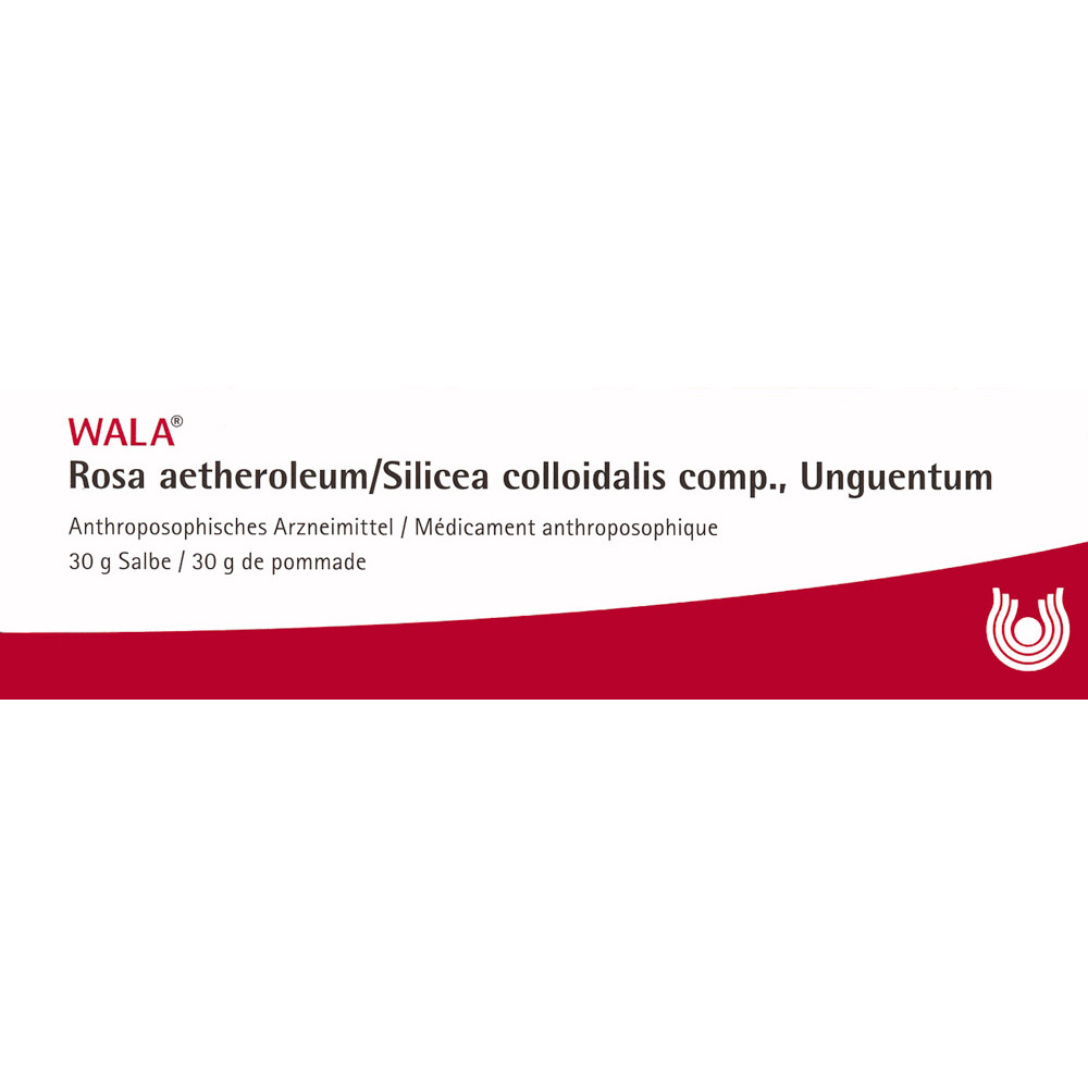 WALA Rosae aeth/Silicea collo Salbe comp Tb 30 g