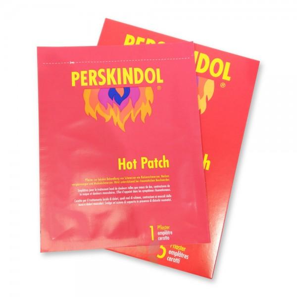 PERSKINDOL Hot Patch 5 Stück