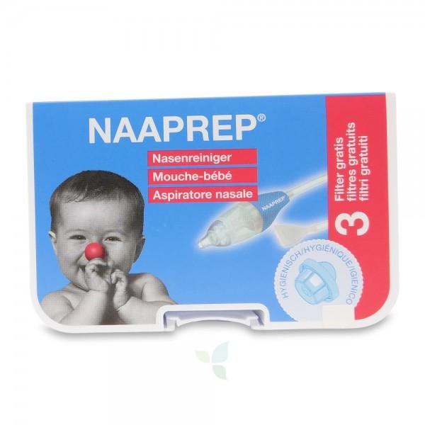 NAAPREP Nasenreiniger inklusive 3 Filter