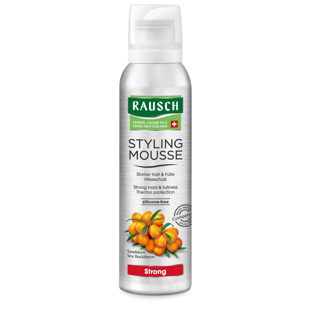 RAUSCH Styling Mousse Strong Aerosol 150ml