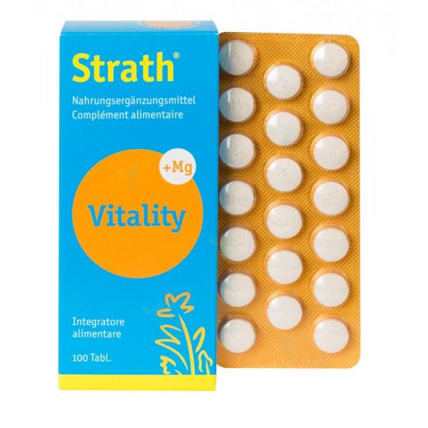 STRATH Vitality Tabletten Blister 100 Stück