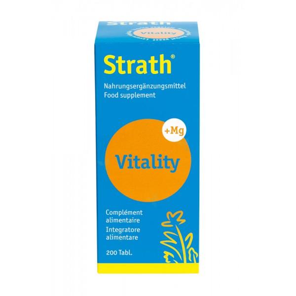 STRATH Vitality Tabletten Blister 200 Stück