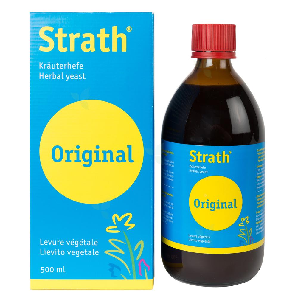 STRATH Original flüssig 500ml