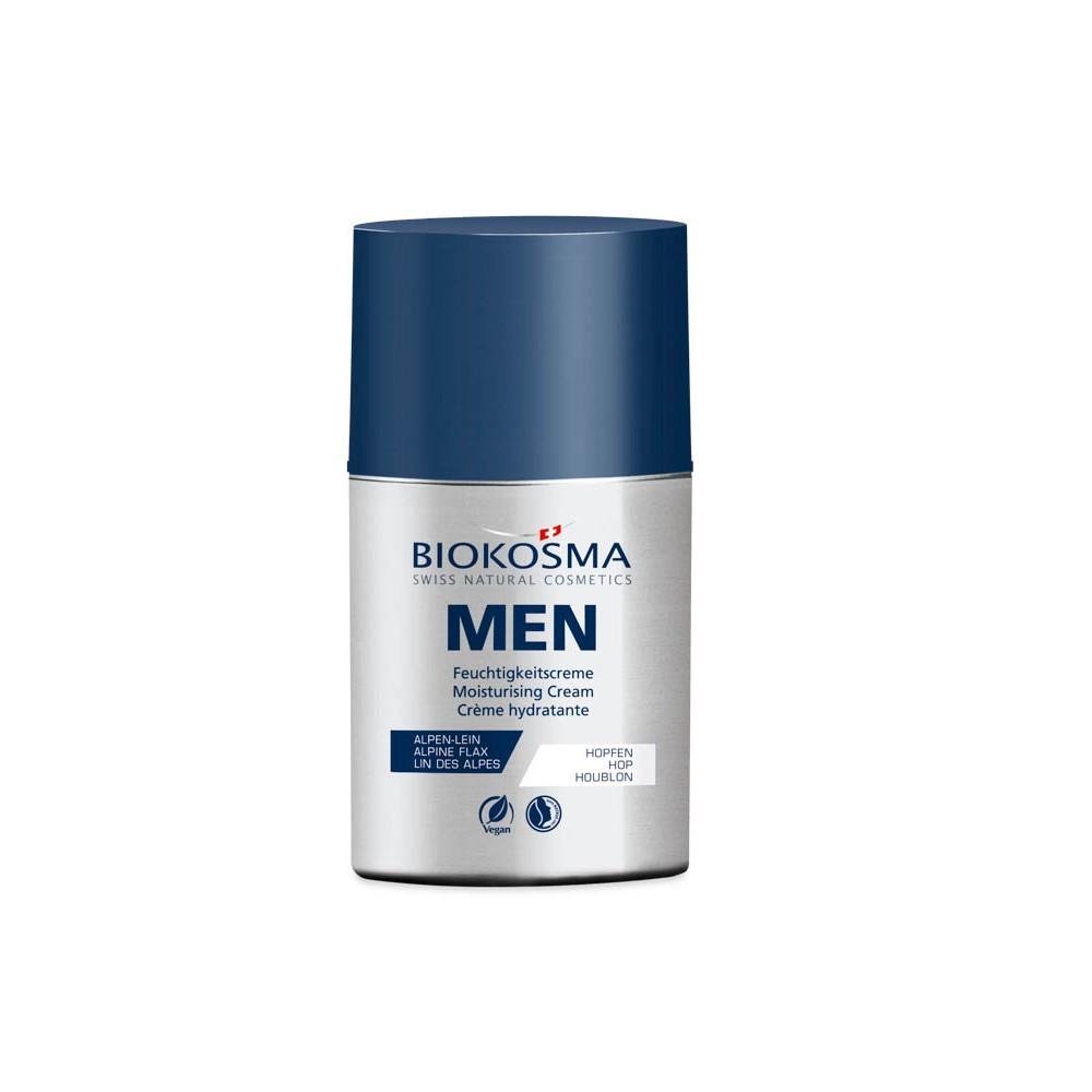 BIOKOSMA Men Feuchtigkeitscreme Dispenser 50ml