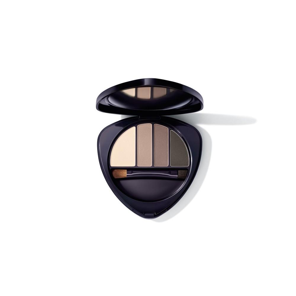 DR. HAUSCHKA Eye&Brow Palette 01 stone 5.3g