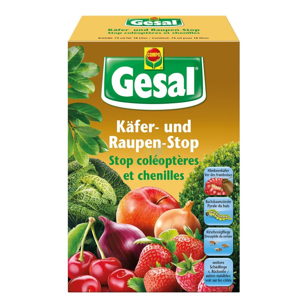 GESAL Käfer- und Raupen-Stop 75ml