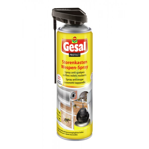 GESAL PROTECT Storenkasten Wespen-Spray 500ml