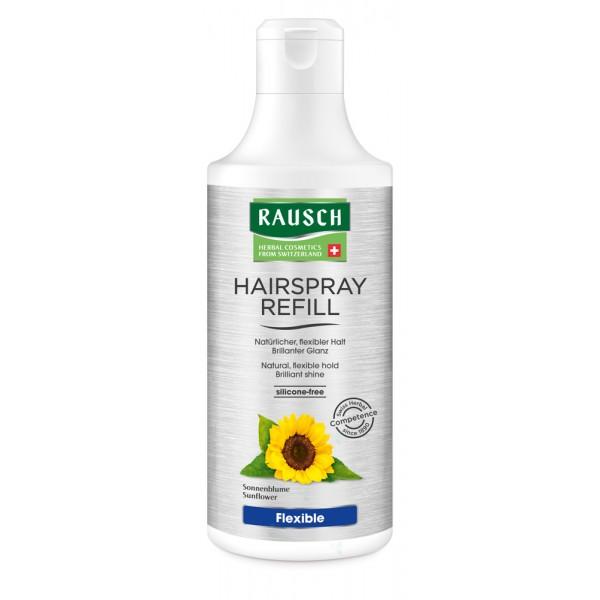 RAUSCH Hairspray Flexible Non-Aerosol Refill 400ml