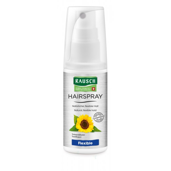 RAUSCH Hairspray Flexible Non-Aerosol 50ml