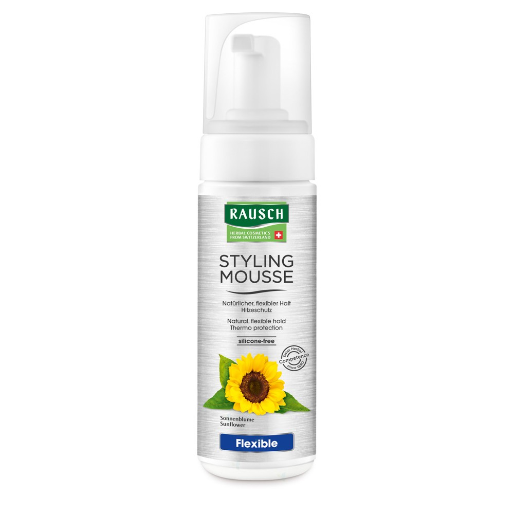 RAUSCH Styling Mousse Flexible Non-Aerosol 150ml