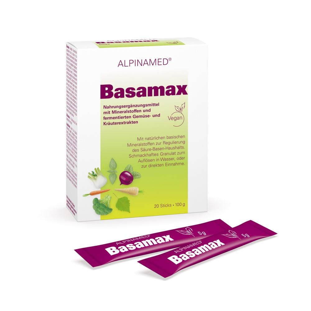 ALPINAMED Basamax Stick 20 Stk