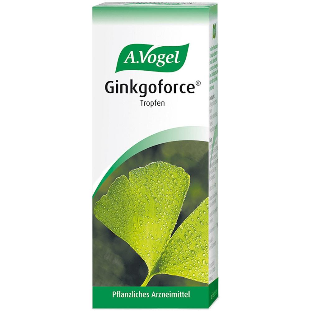 VOGEL Ginkgoforce Tropfen Flasche 100ml