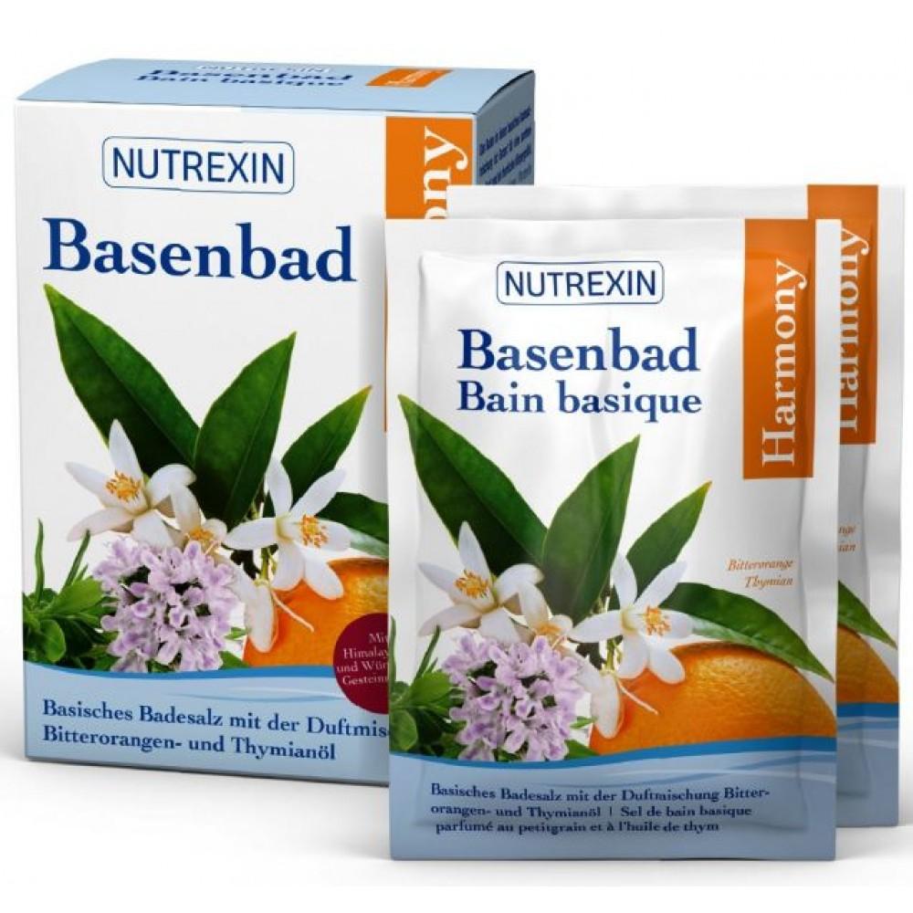 NUTREXIN Basenbad Harmony Beutel 6 Stück à 60g