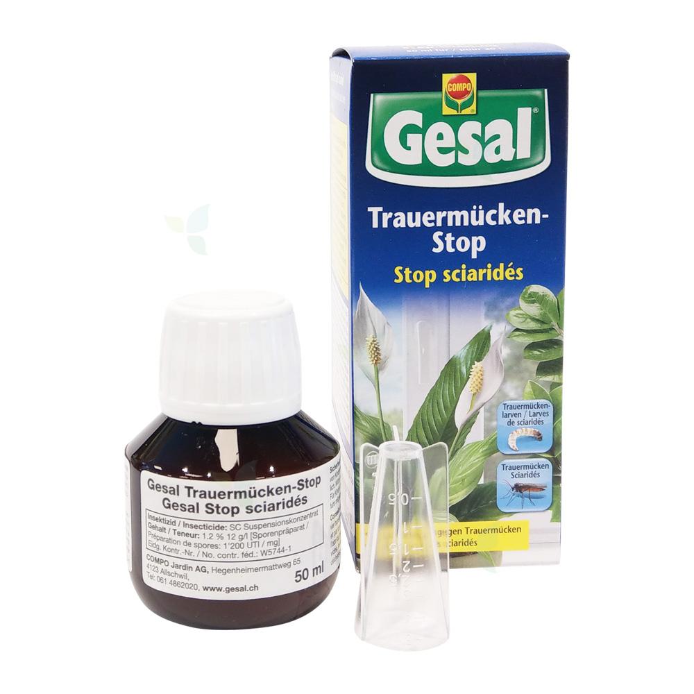 GESAL Trauermücken-Stop 50ml