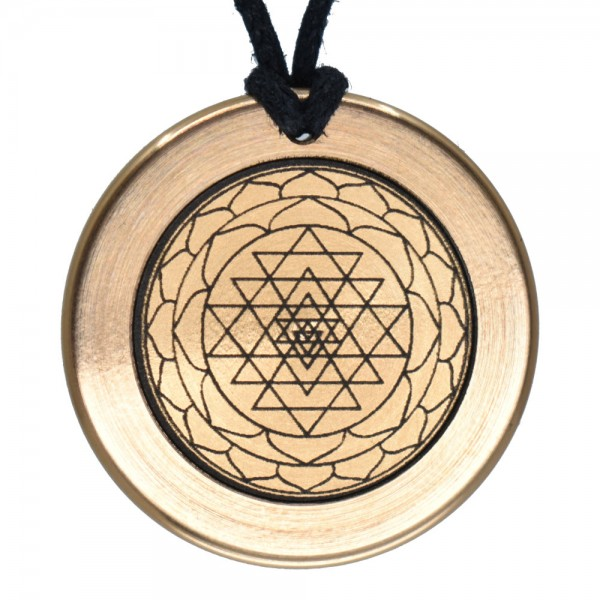Ion Power Swiss Amulett Rosengold