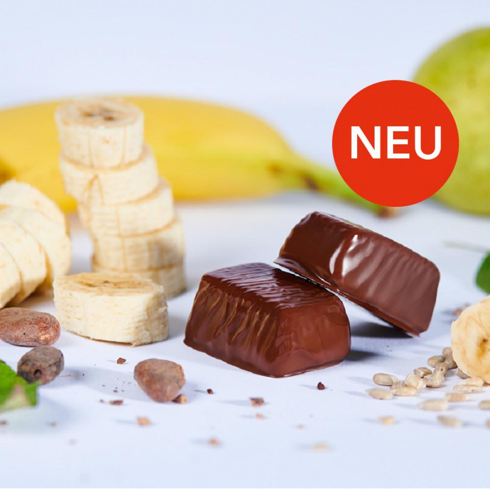 Swiss-QUBE vollwertiger Nahrungsersatz Bane 56 Stück